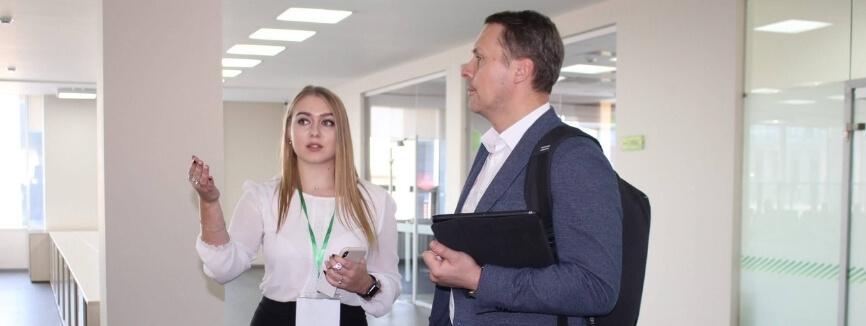 Референс-визит в ПЦП Операционного центра «Нижний Новгород» Сбербанк