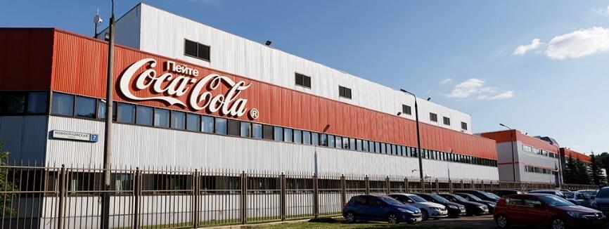 Референс-визит в ЕЦО Coca-Cola HBC Russia Нижний Новгород