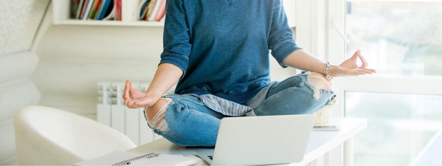 Стресс работы из дома: семь приемов выживания
