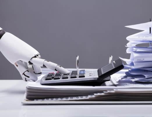 Роботизация финансовой функции ОЦО: прогноз на пять лет