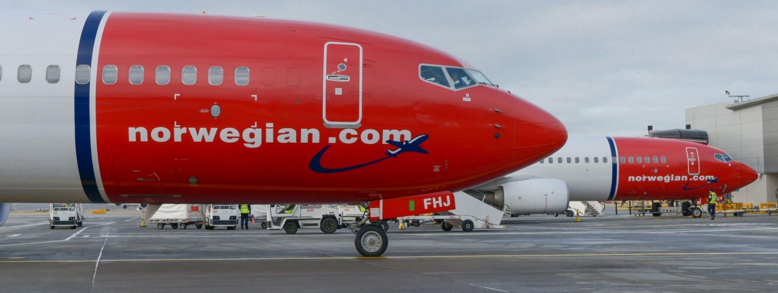Норвежская авиакомпания Norwegian открывает Общий центр обслуживания в Риге