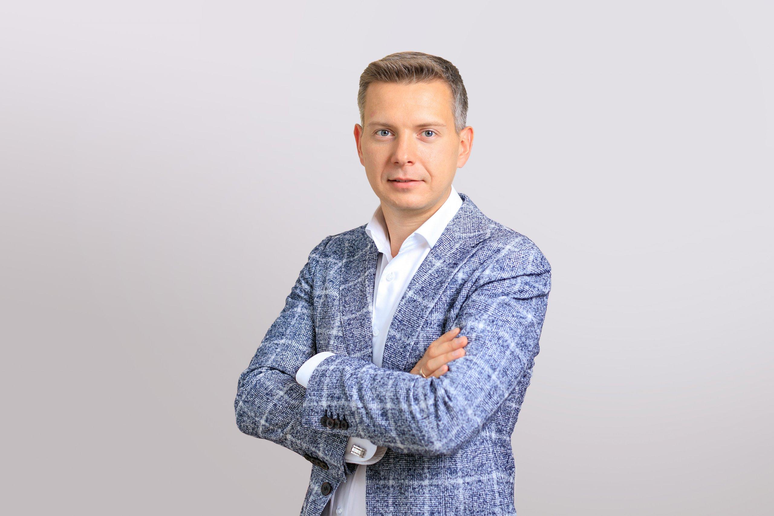 СберРешения возглавил Станислав Нефёдов