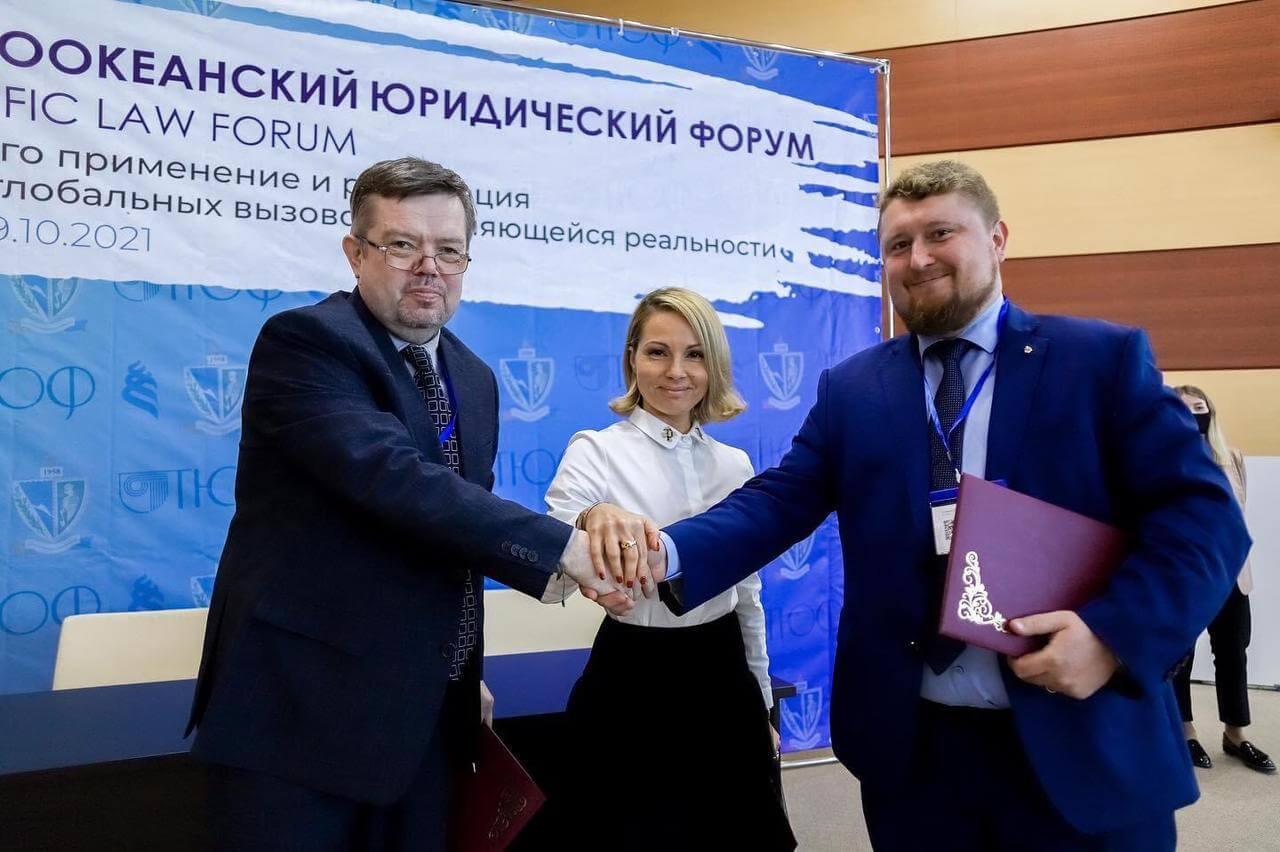Группа FESCO подписала Меморандум о сотрудничестве с ДВФУ